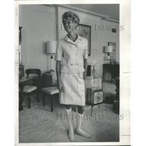 1968 Press Photo Magin Best Dressed Women Town Sockes