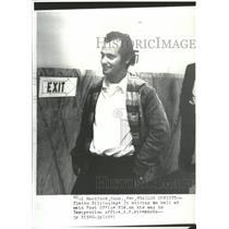 1971 Press Photo Zlatko Sili Defector