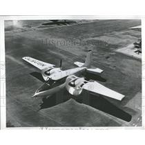 1953 Press Photo Custer Channel Wing CCW-5 - RRT54231