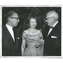 1960 Press Photo Robert Gray manager  the Teller House