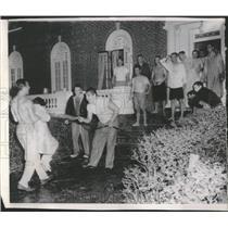 1958 Press Photo Students Medford Mass