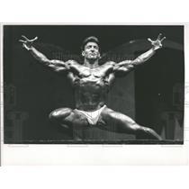 1988 Press Photo Brian McClusky Mr. Universe Arizona - RRT59819