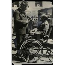 1921 Press Photo Darby