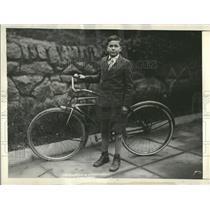 1927 Press Photo Ru Santa Claus Delivered  Beautiful