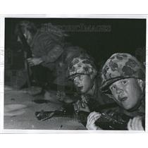 1953 Press Photo Waiting for orders. - RRT32693