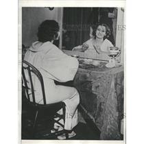 1932 Press Photo Frances Lamont actress - RRT70463