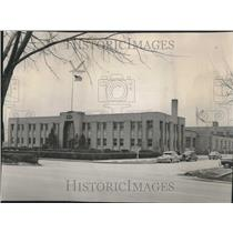 1950 Press Photo Wyeth Laboratories Skokie Illinois