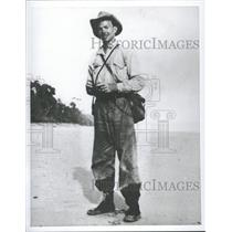 1956 Press Photo Lee Talbot - RRT88827