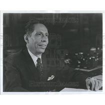 1963 Press Photo Gustavo Diaz Ordaz Mexico President - RRT11545