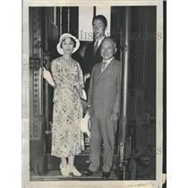 1932 Press Photo Ambassador To U.S. Kutsuji Debuchi - RRT50823