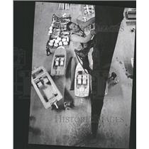 1965 Press Photo Harold Johnson world champion climber