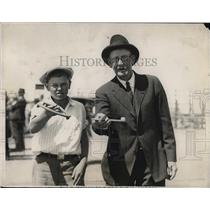 1926 Press Photo Californica Horrence PItching League Raymund Osbun, Eskin