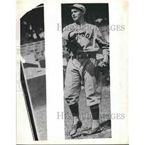 1943 Press Photo Joe Wood Pitcher Boston Red Sox MLB Baseball Player Team