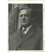1932 Press Photo Captain Howard Uncles Chinese Prince - neb17727