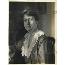 1918 Press Photo Mrs Kenneth Muir International Music Festival Chorus