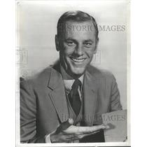 1970 Press Photo Actor Lean Stevenson Pre Mash TV Show - RRS32849