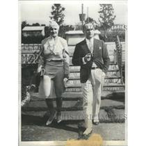 1930 Press Photo Atlant New York Former Marion Hughes - RRS66897