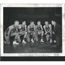 1960 Press Photo Ilions State Normall University Baseba - RRS85677