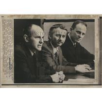 1973 Press Photo Alan L Bean Commander - RRS77515