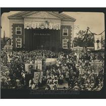1926 Press Photo Congress Ecce Agnus Del - RRS18509