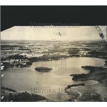 1926 Press Photo Angelus Lake - RRS14837