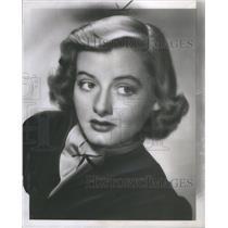 1953 Press Photo Born Connie Ford Halsman - RRS46087