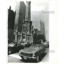 1983 Press Photo Mustang - RRS69533