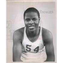 1966 Press Photo John Mayberry Northwestern Highschool - RRS23819