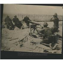 1914 Press Photo An Army ArmsWeapons - RRS17285