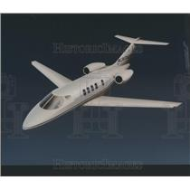 1988 Press Photo Prototype Drawing of Corporate Jet - RRS95423