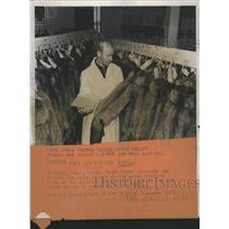 Press Photo Mr Henry Frdmn Silver Balts Large Aution - RRS41841