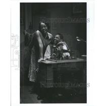 Press Photo Play early 1930's Harlem Renaissance - RRS63661