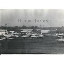 1972 Press Photo DuPage County Airport Proposed Runway - RRS06145