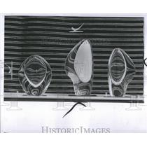 1955 Press Photo Glass Finish Crystal - RRS15119