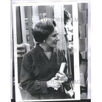 1962 Press Photo Columnist Commentary Publications - RRS60051
