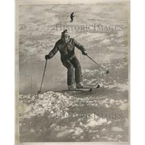 1972 Press Photo Billy Kidd skiing on Mount Werner - RRS56465