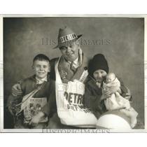 1928 Press Photo Jos.W.Brady