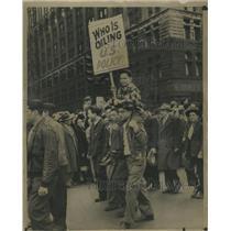 1948 Press Photo Sheldon Skolnik David Nathan Indapende - RRS69665