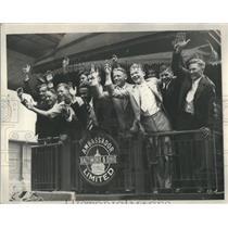 "1932 Press Photo Detroit ""Newsboys"" Picture - RRS99329"