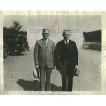 1930 Dr. George Fritch Press Photo - RRS93625