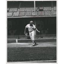 1967 Press Photo John Mayberry - RRS23823