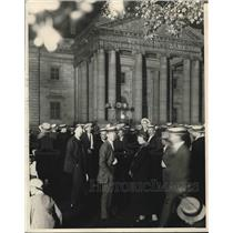 1924 Press Photo Memorial Continental Hall Washington DC