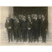 1926 Press Photo Mexican Delegates at the Pan American Union