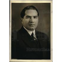 1922 Press Photo Rafael Oreamuno Former Costa Rican Counsel