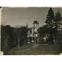 1923 Press Photo Grounds and Prison of State Home for Delinquent Women in Sonoma