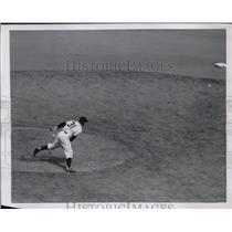 1951 Press Photo New York Giants Dave Koslo - nes01808