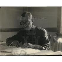 1918 Press Photo US Army Medical Corps, Dr Gen Charles Richard