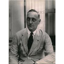 1921 Press Photo Gilbert Betteman, chair of Natl Legislative Comm. Amer.Legion