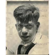 1926 Press Photo Carl Dennison - nes05204