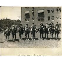 1928 Press Photo Capital Society Children's Horse Show, Donovan, Weller, Rodgers